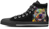 Pit Bull Women's High Top Shoes (#1)
