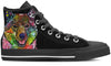 Shiba Inu Men's High Top Shoes