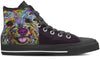 Yorkie Men's High Top Shoes (#1)