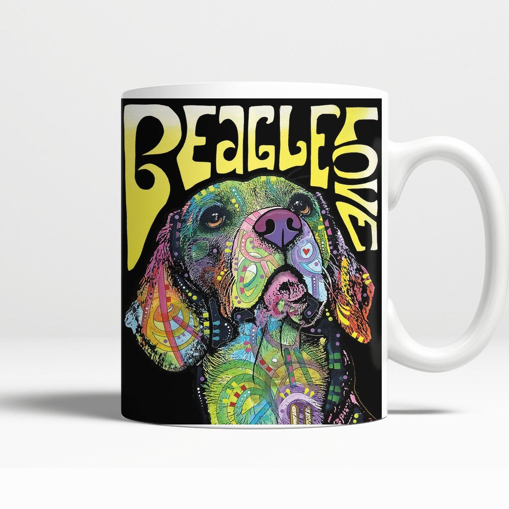 Drinkwear - Beagle Love Mugs