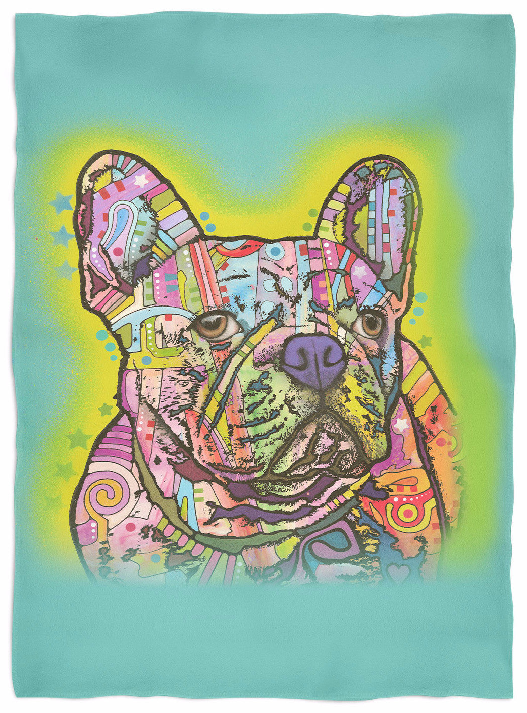 French Bulldog Blankets