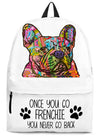 French Bulldog Backpack