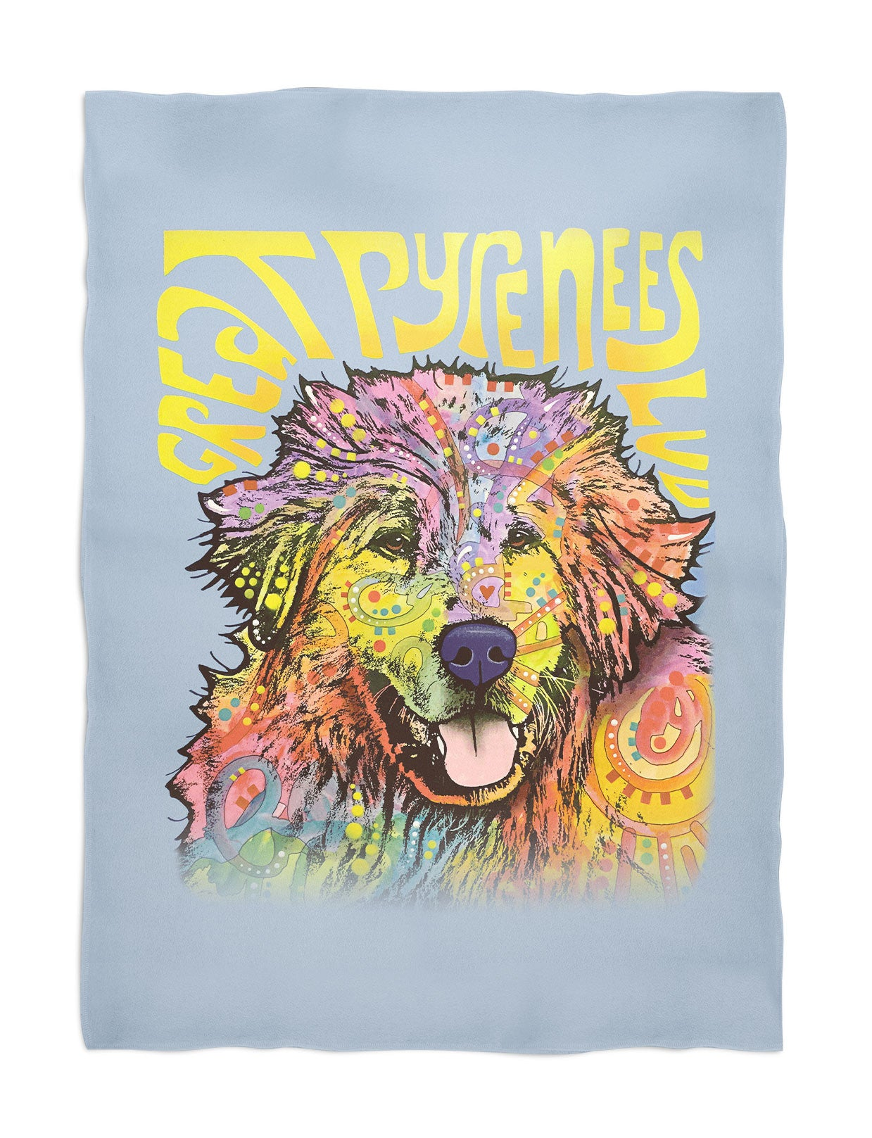 Great Pyrenees Blankets