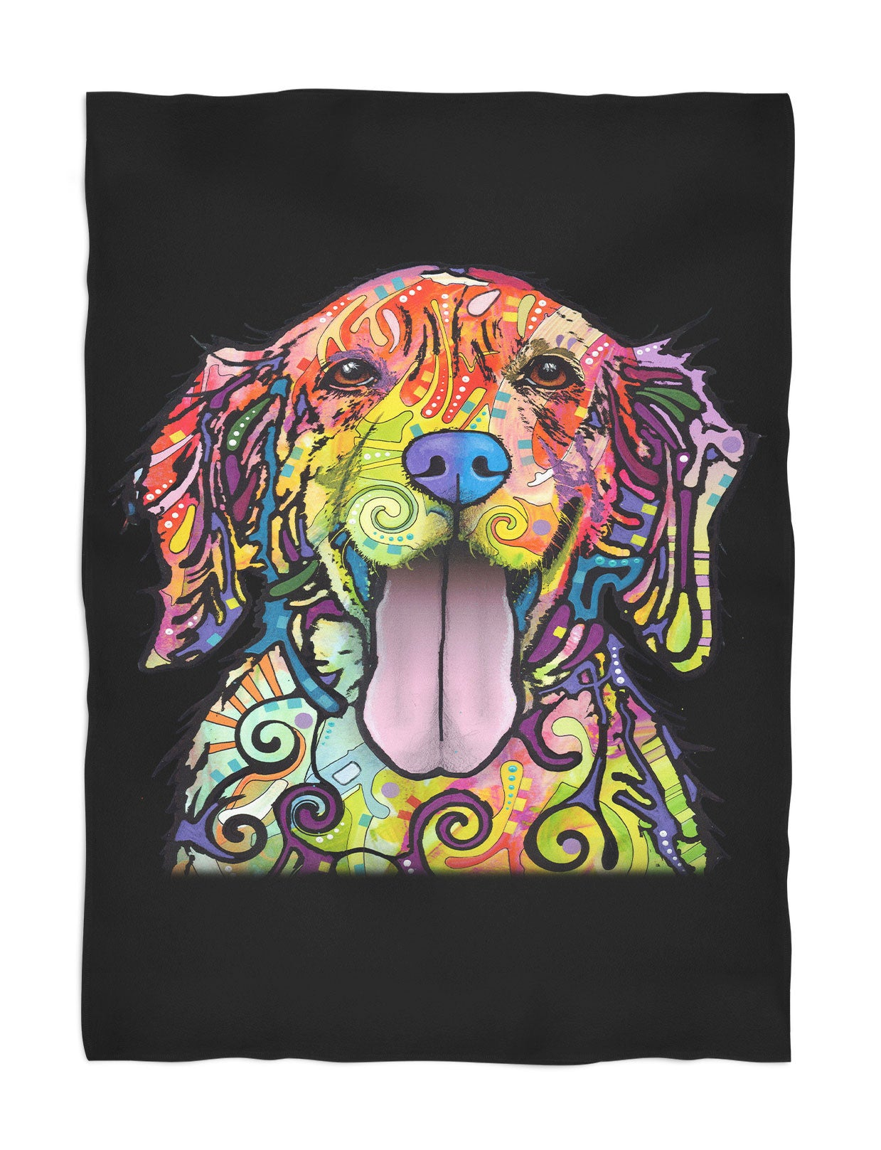 Golden Retriever Blankets 2