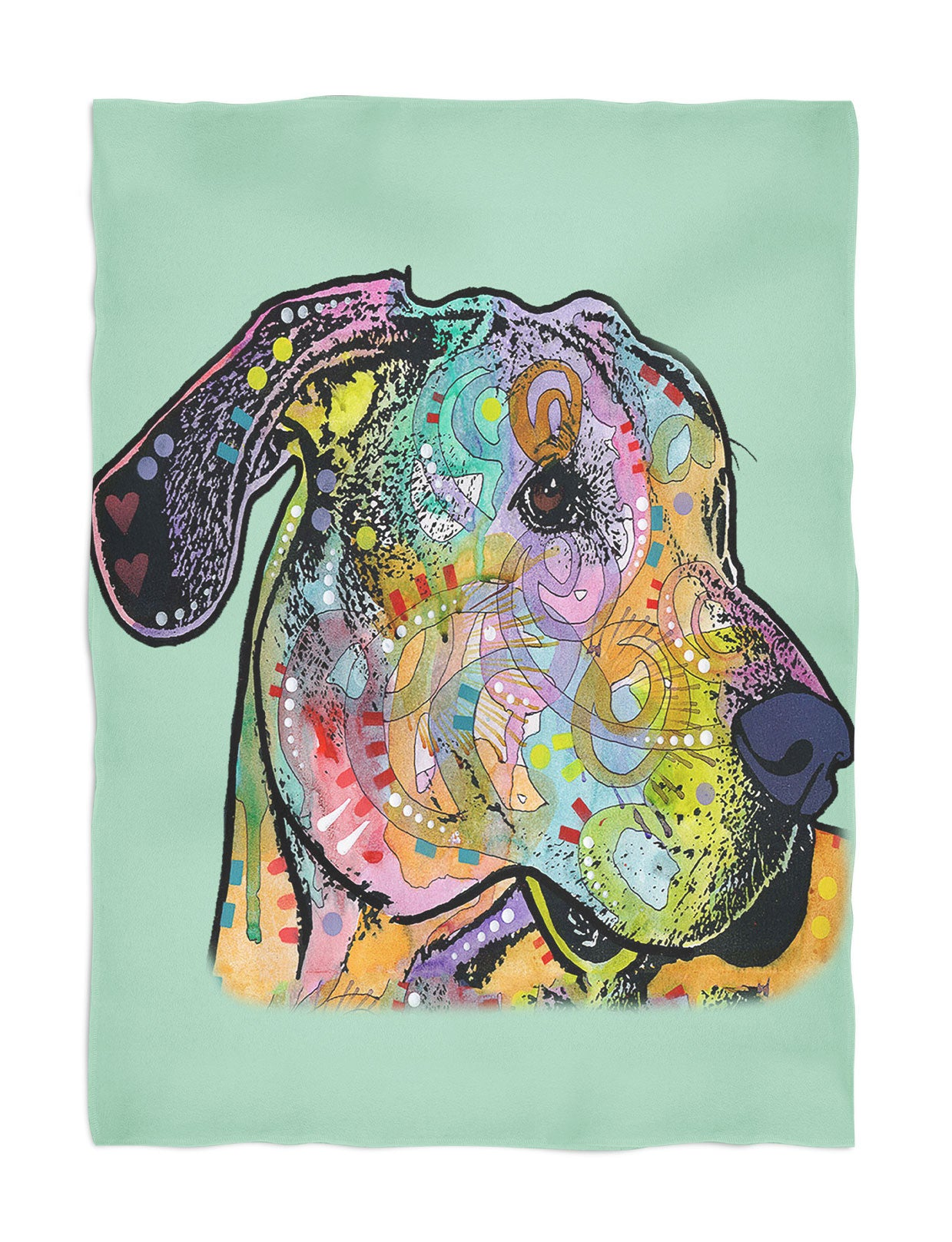 Great Dane Blankets