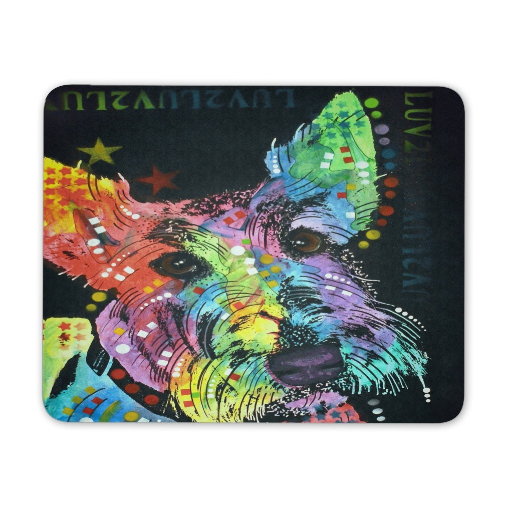 Mousepads - Scottish Terrier - Mouse Pad