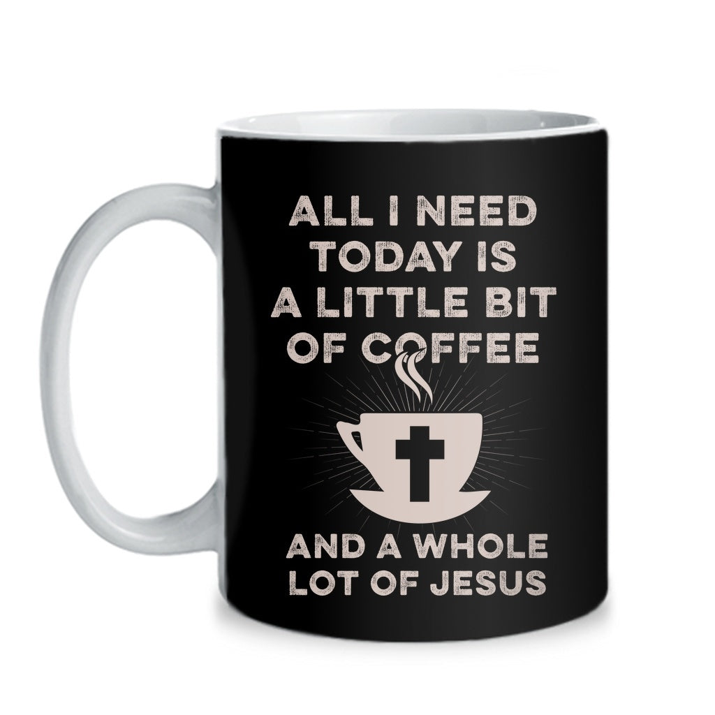 Mugs - COFFEE JESUS - MUG