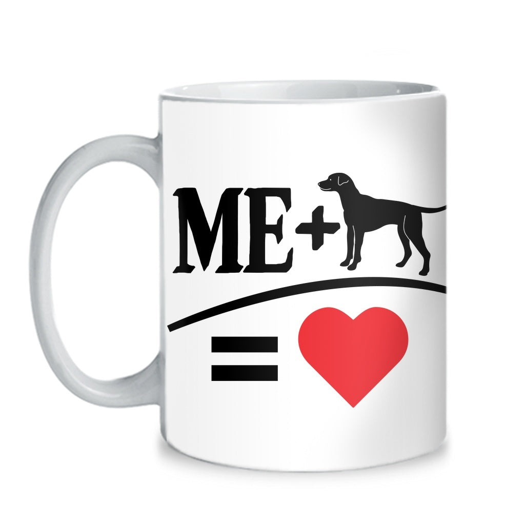 Mugs - ME DOG LOVE - MUG