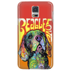 Phone Cases - Beagle Love Phone Cases