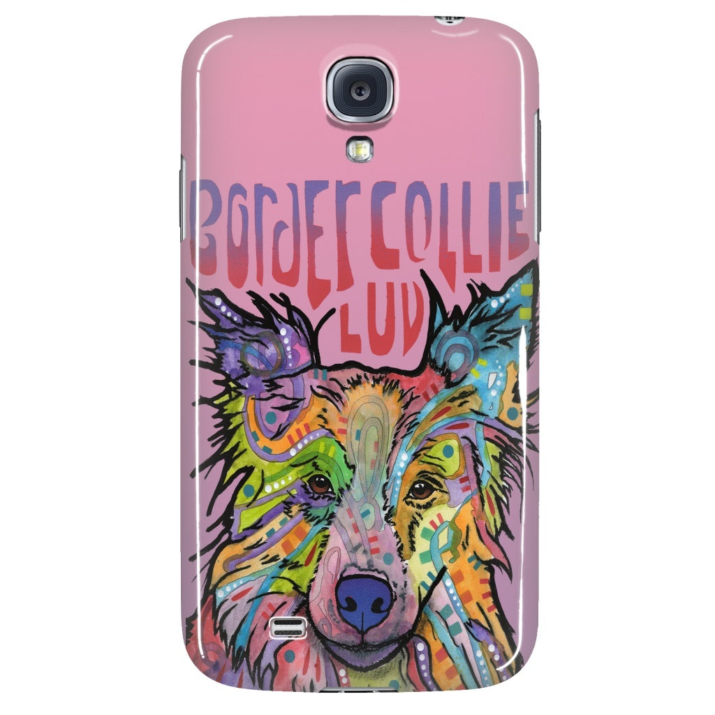 Phone Cases - Border Collie Luv Phone Cases