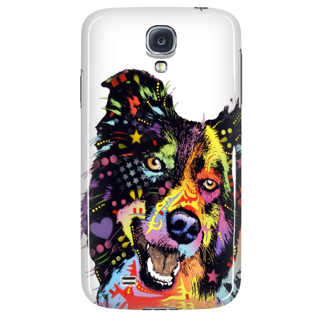 Phone Cases - Border Collie Phone Cases