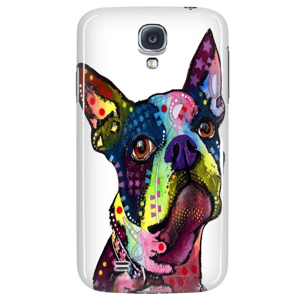 Phone Cases - Boston Terrier Phone Cases 3