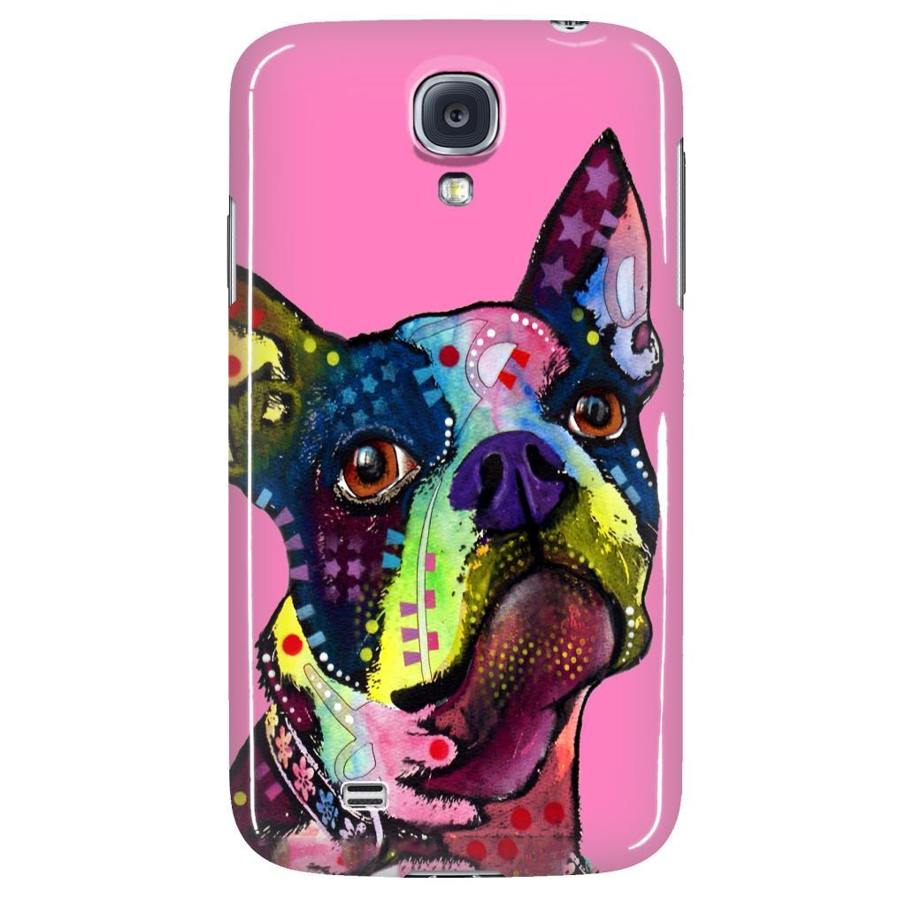 Phone Cases - Boston Terrier Phone Cases