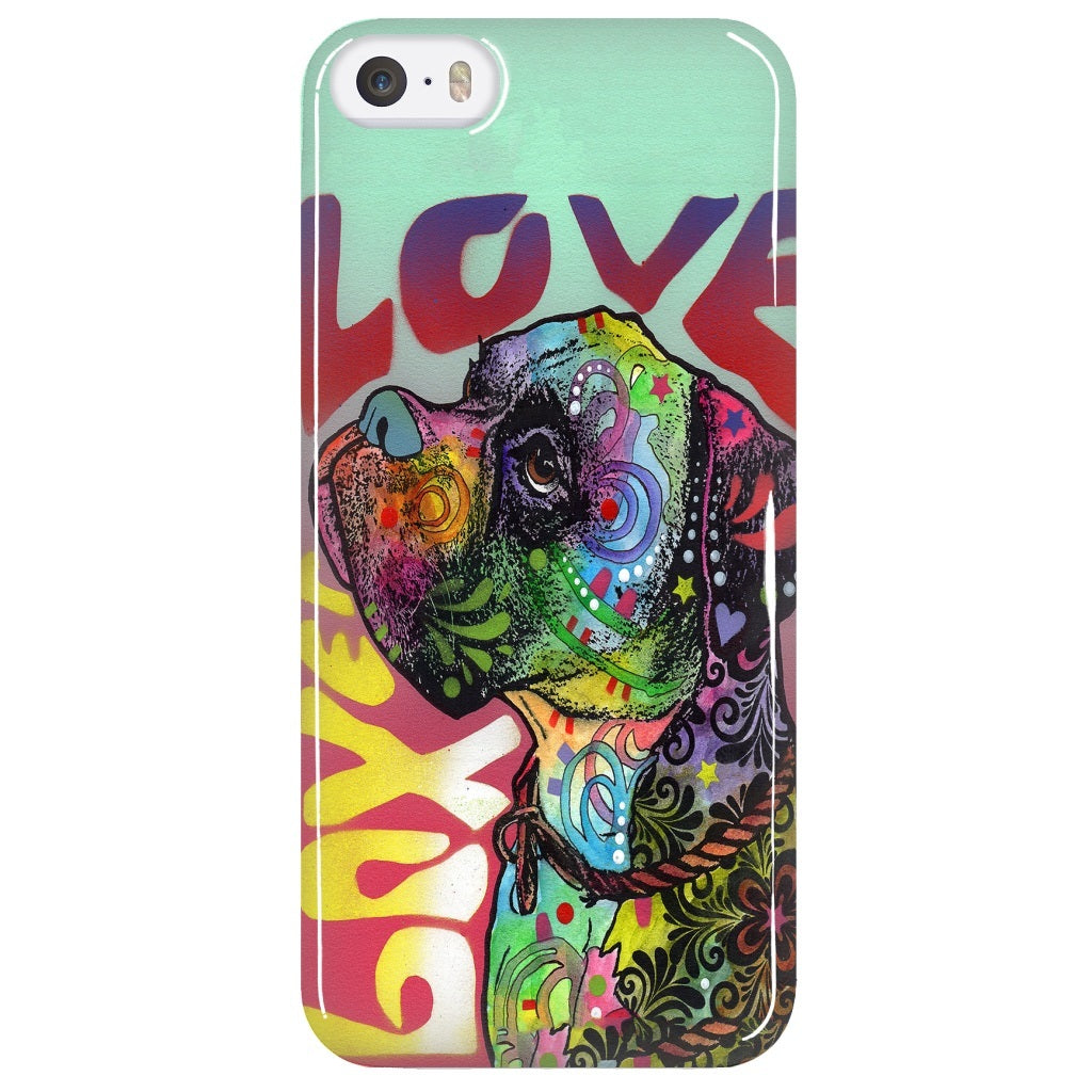 Phone Cases - Boxer Love Phone Cases