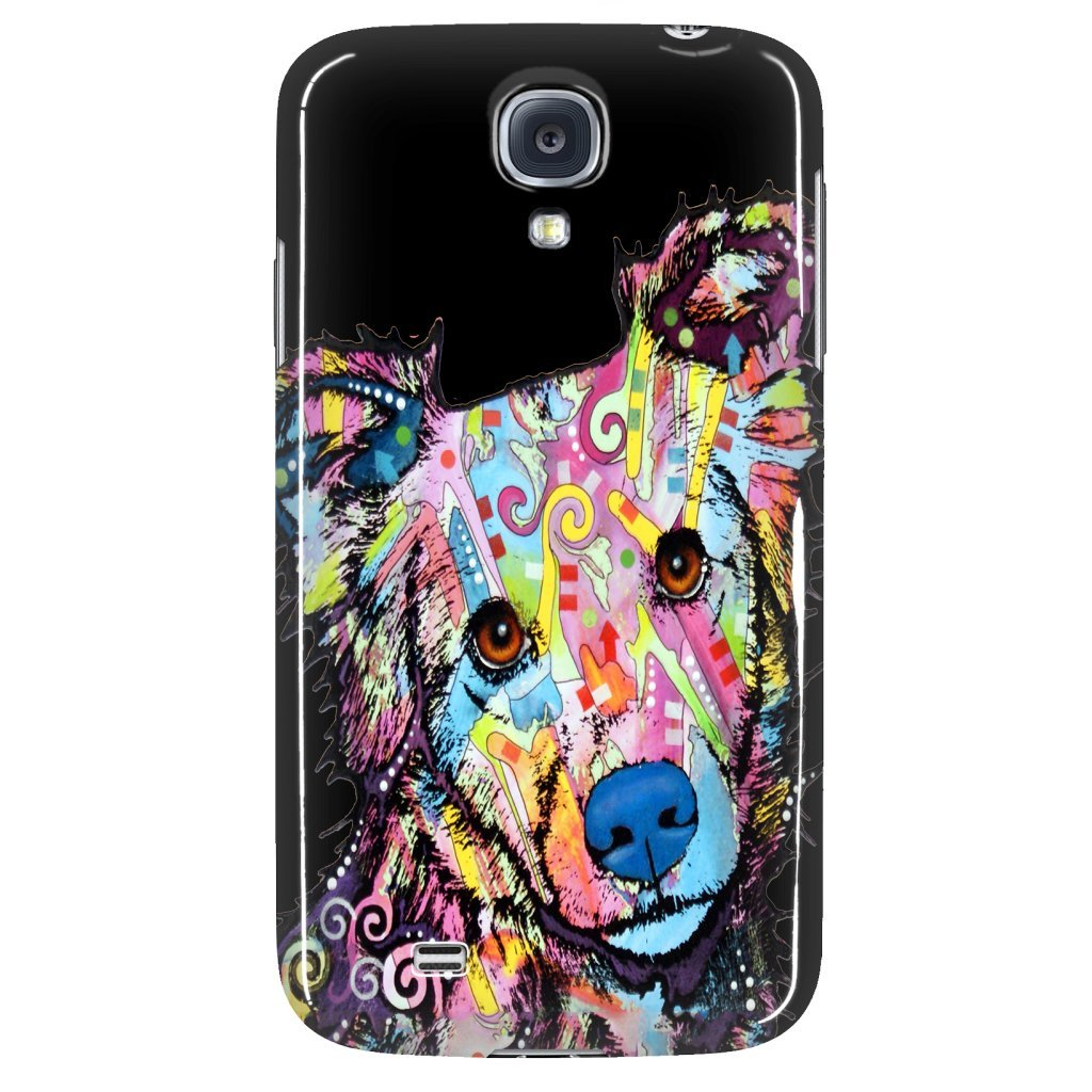 Phone Cases - Collie Phone Cases V1