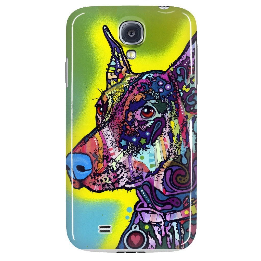 Phone Cases - Doberman Phone Cases V3