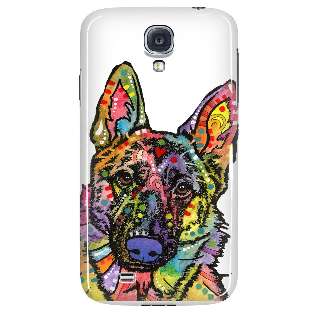 Phone Cases - German Shepherd Phone Cases V2