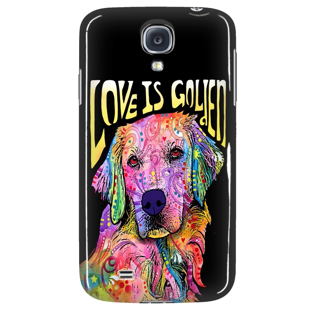 Phone Cases - Golden Retriever Phone Cases