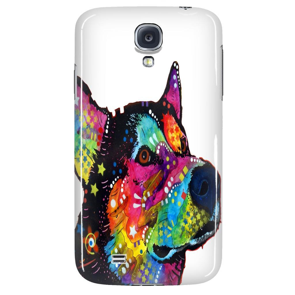 Phone Cases - Siberian Husky Phone Cases
