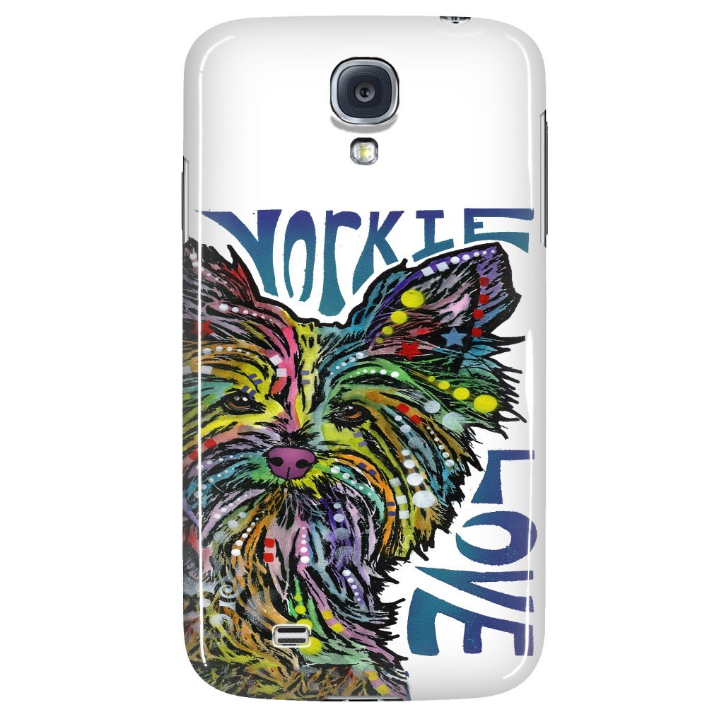 Phone Cases - Yorkie Love Phone Cases