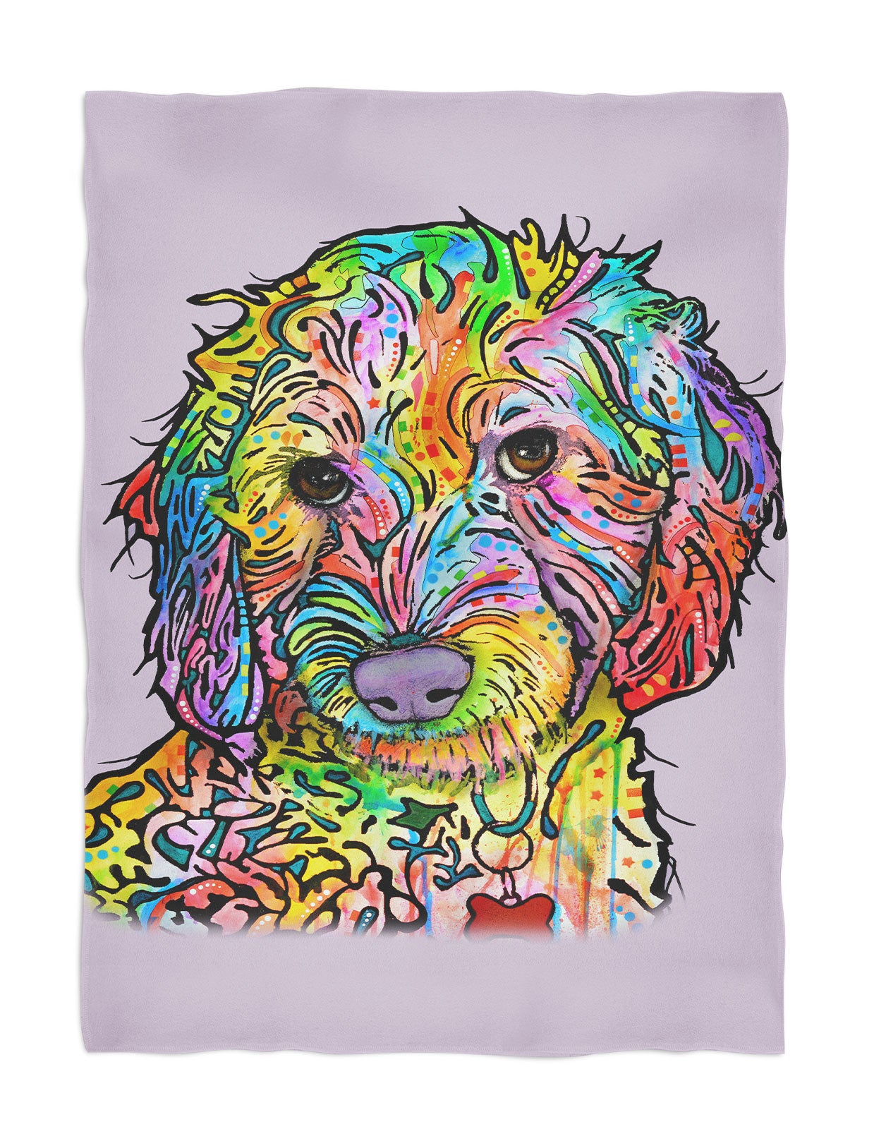 Labradoodle Blankets