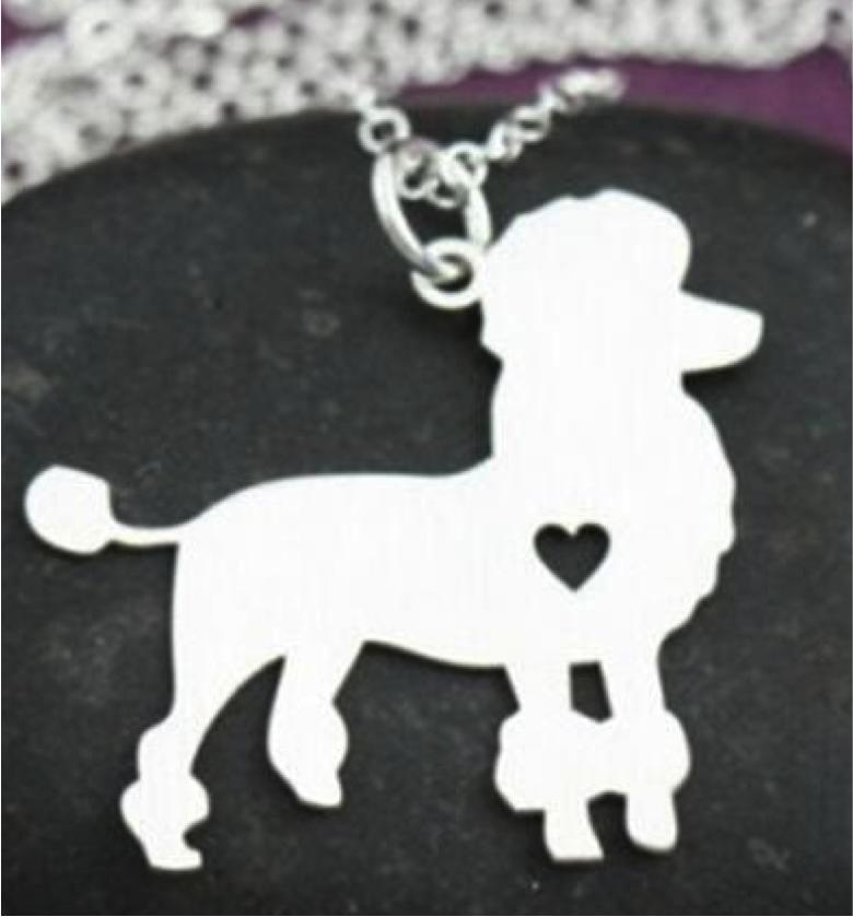 Product GiveAway - Poodle Necklace Offer V2