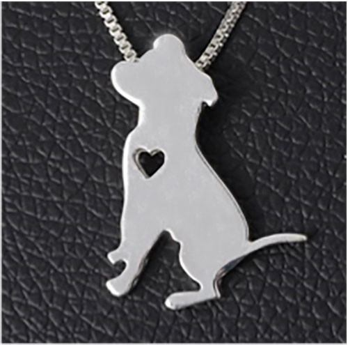 Product GiveAway - Puppy Necklace Offer