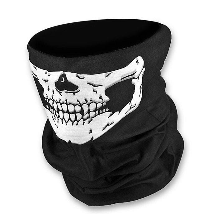 Product GiveAway - Skull Face Mask Offer