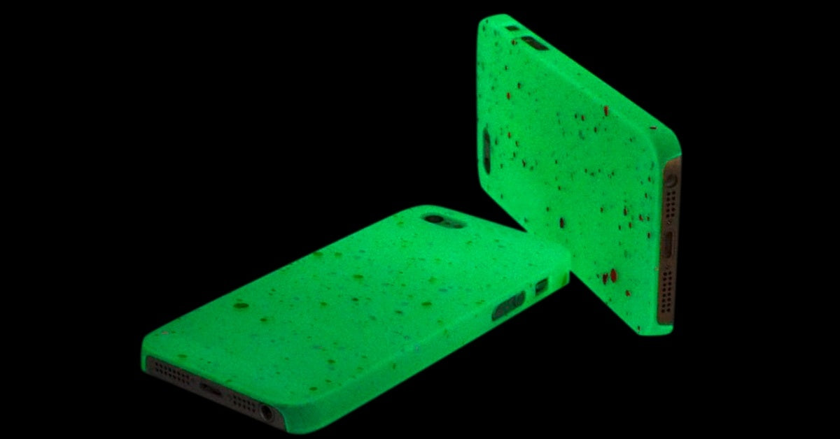 Product GiveAway - Spots Luminous Glow In Dark - IPhone Case Offer