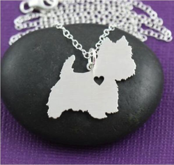 Product GiveAway - Westie Necklace Offer V2