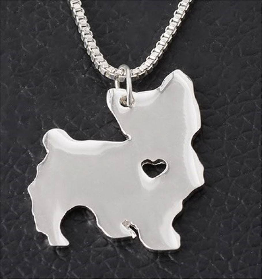 Product GiveAway - Yorkie Necklace Offer