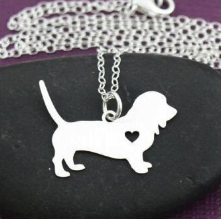Product Necklace - Beagle Necklace