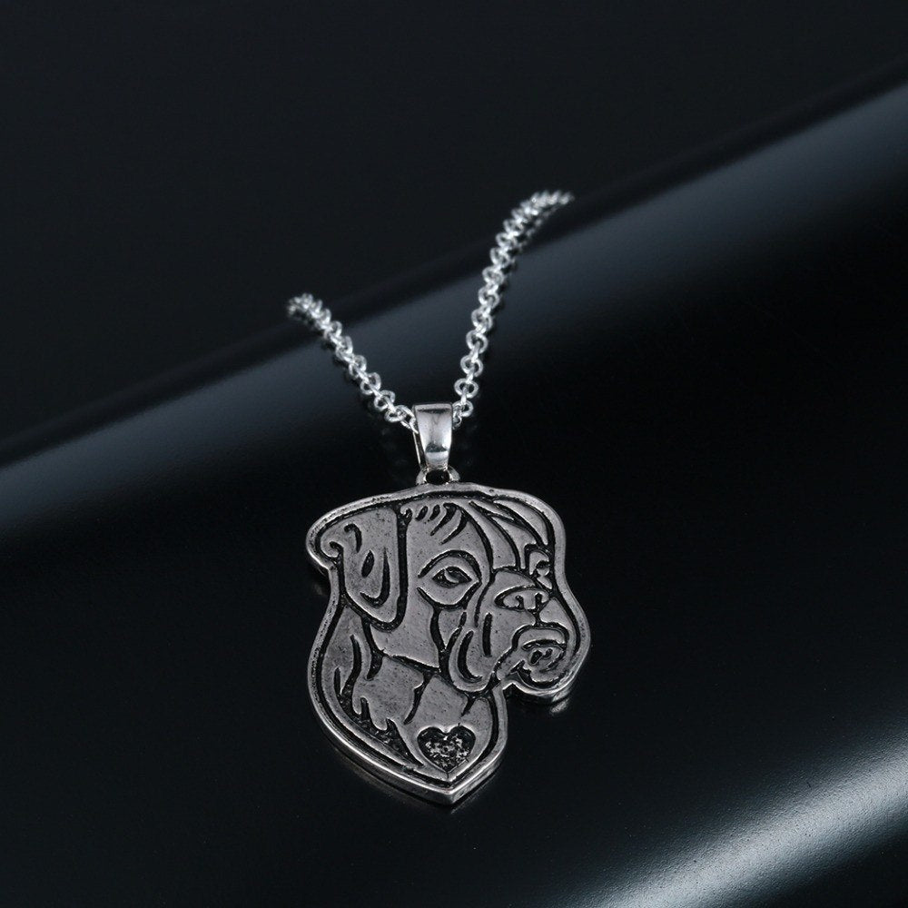 Product Necklace - Boxer Necklace