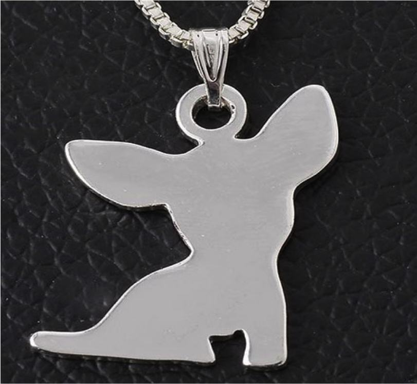 Product Necklace - Chihuahua Necklace
