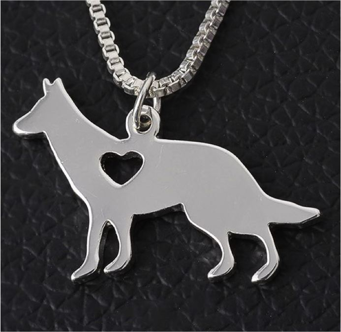 Product Necklace - Collie Necklace
