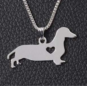 Product Necklace - Dachshund Necklace
