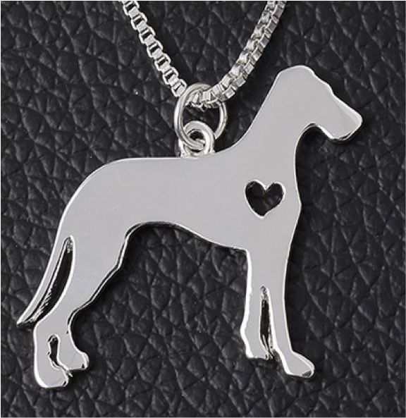 Product Necklace - Great Dane Necklace