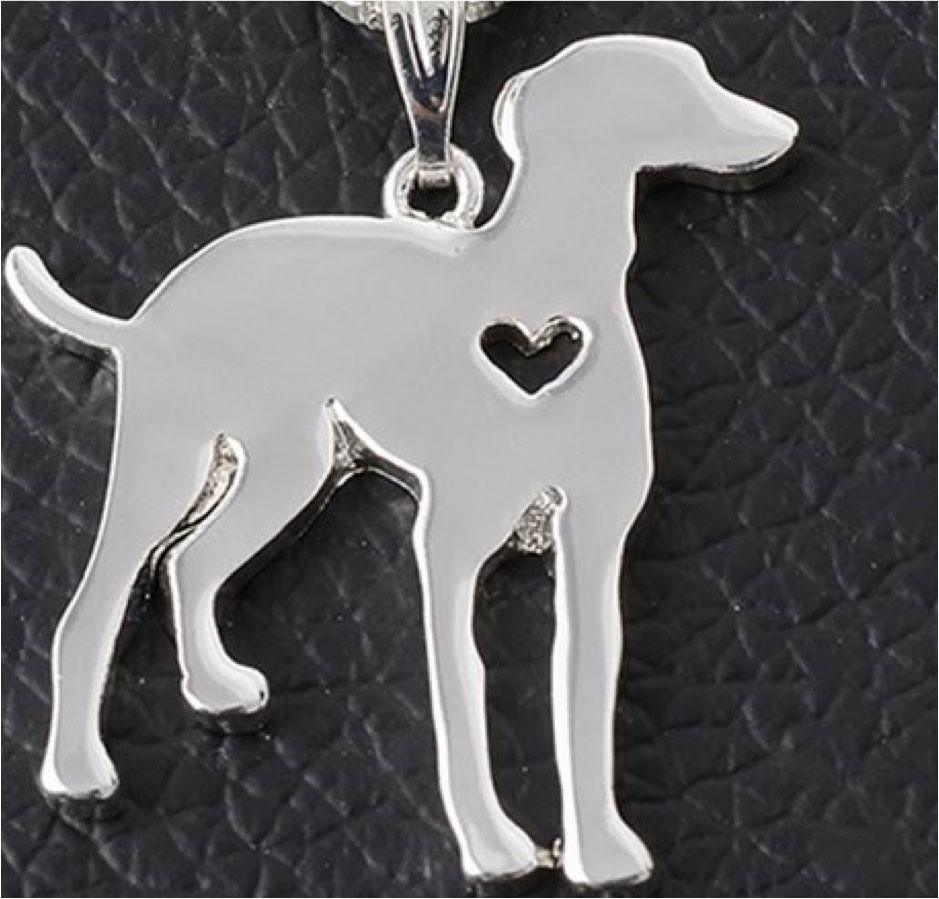 Product Necklace - Greyhound Necklace