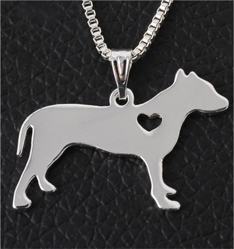 Product Necklace - Pitbull Necklace