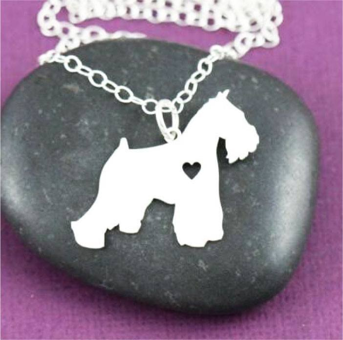 Product Necklace - Scottish Terrier Necklace