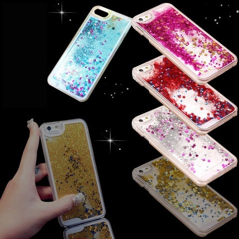 Product Phone Case - Glitter Star Phone Case