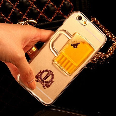 Product Upsell - Beer Mug - IPhone Case Gift