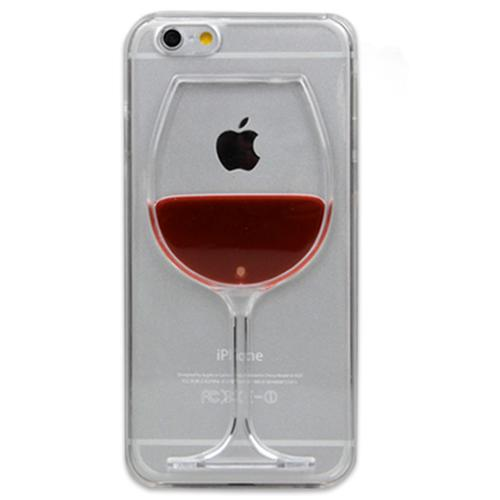 Product Upsell - WineGlass - IPhone Case