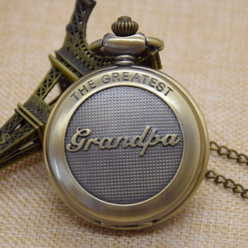 Product Watch - Greatest Grandpa Pocket Watch