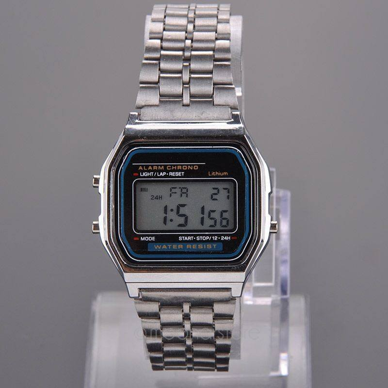 Product Watch - Vintage LED Alarm Wrist Watch