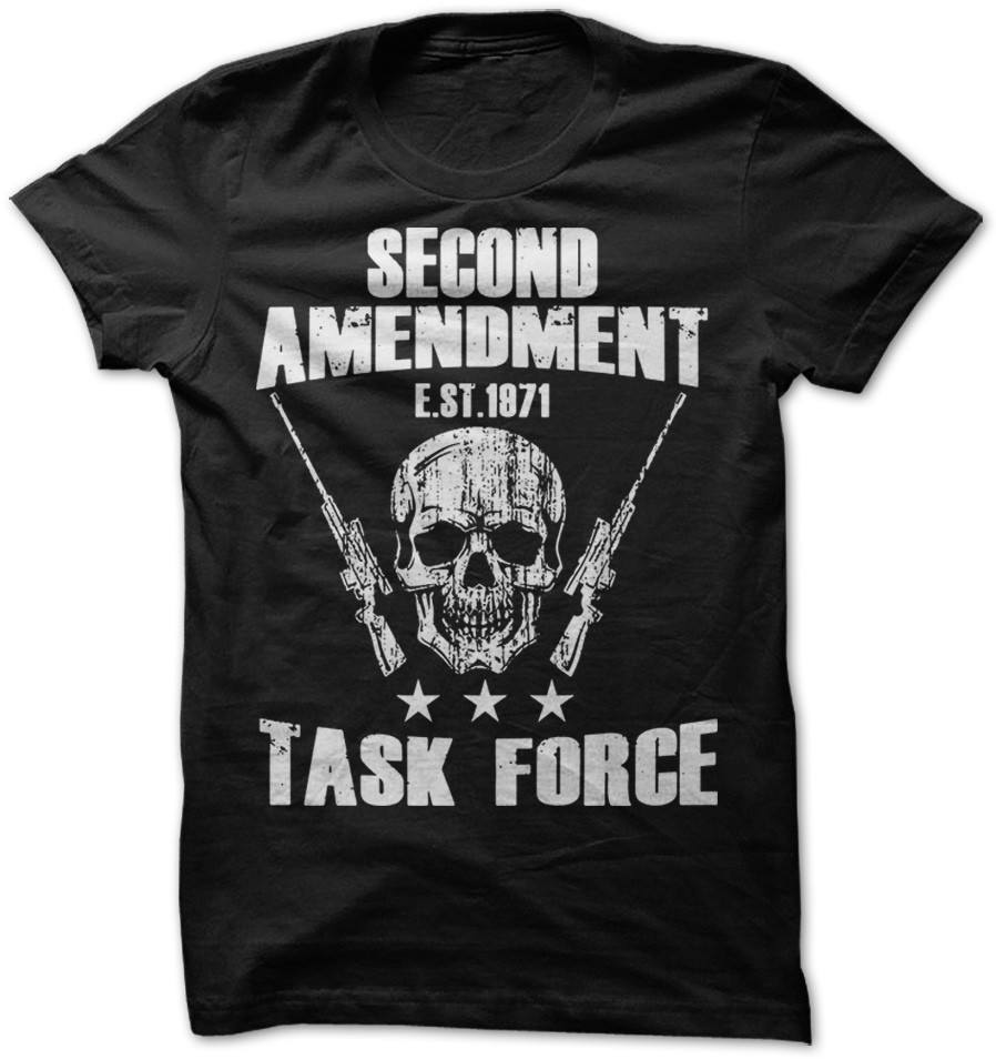Shirt - 2ND AMENDMENT TASK FORCE