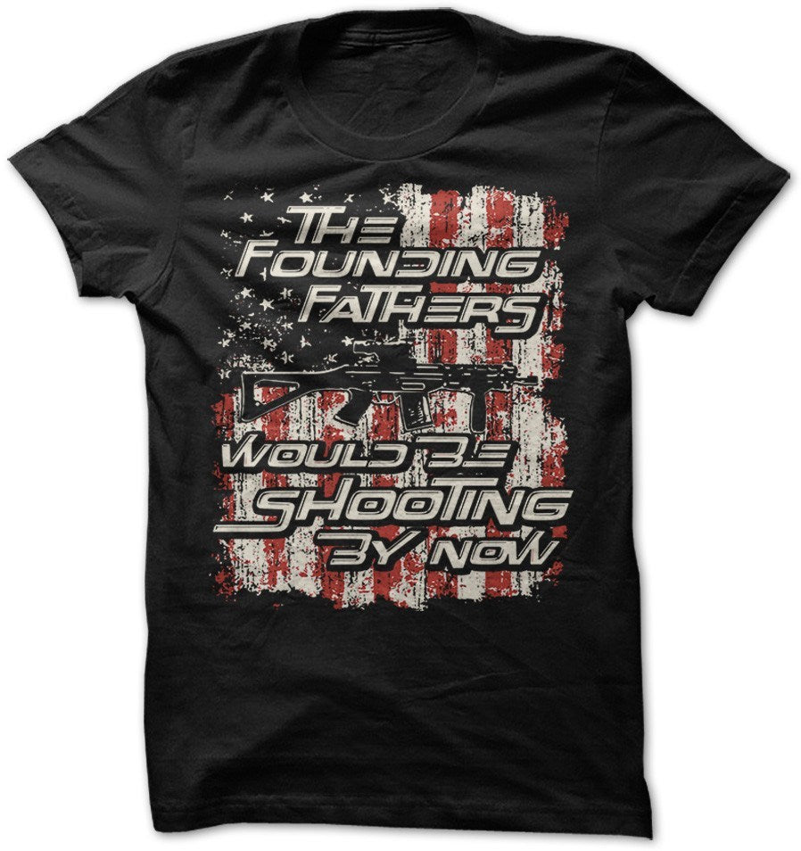 Shirt - FOUNDING FATHERS V1