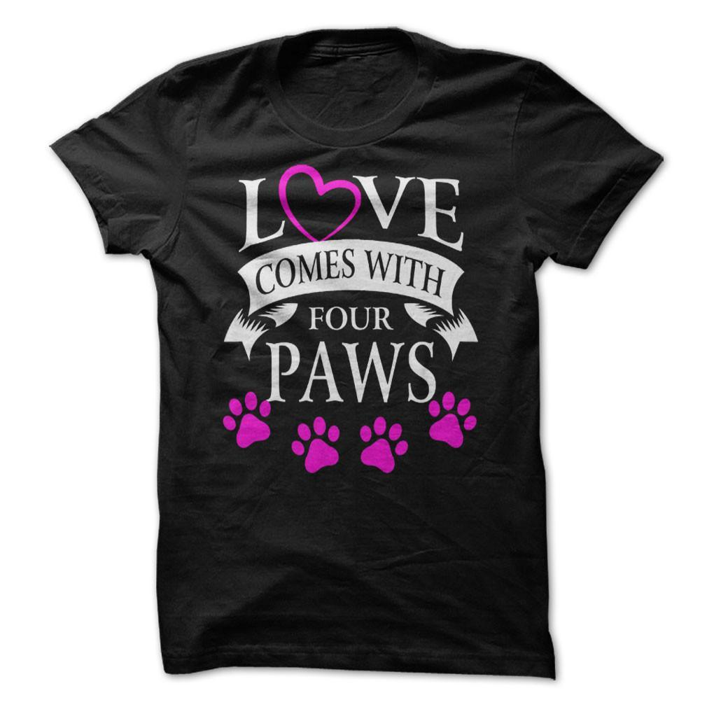 Shirt - Four Paws