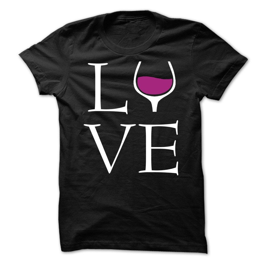 Shirt - LOVE WINE