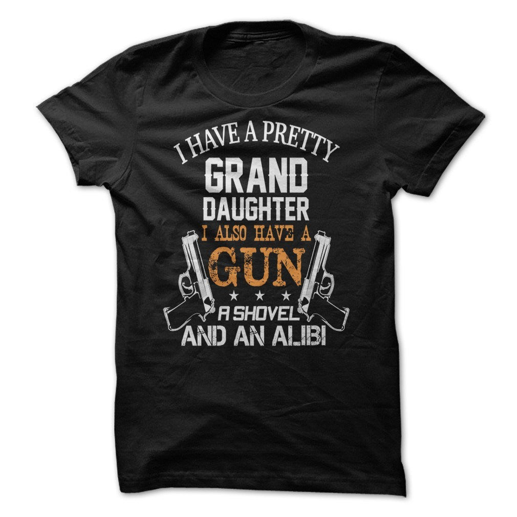 Shirt - PROTECTIVE GRANDPARENT
